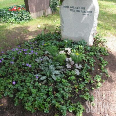 Grabpflege Stadtfriedhof Ansbach