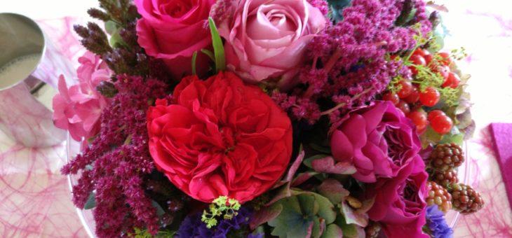 Hochzeitsfloristik  – Bilder und Anregungen von Hochzeiten