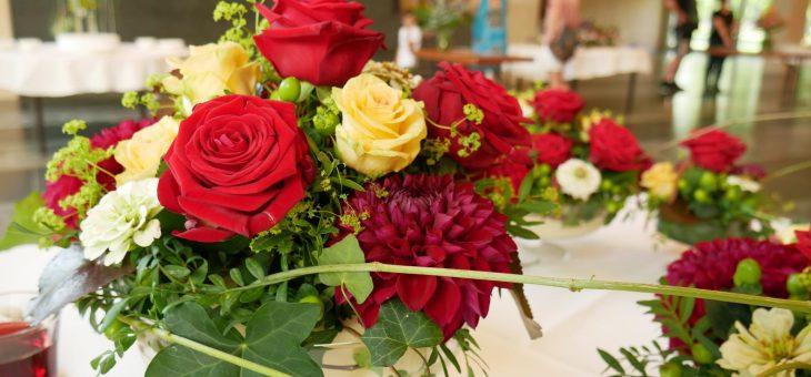 von der Azubine zur Floristin