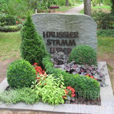 Grabpflege Waldfriedhof Schwabach