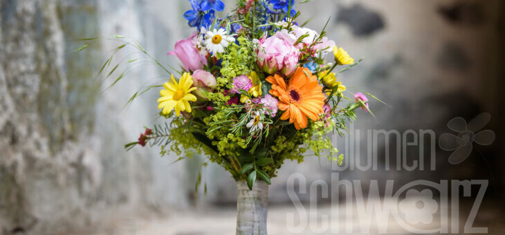 fällt leider aus: Floristik-Kurs: Blumenarrangement im Boho-Stil 03.06.2020 und 05.06.2020