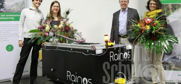 Wir freuen uns unheimlich: Innovationspreis Gartenbau 2020