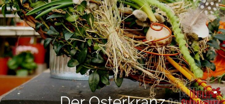 Onlinekurs Frühlings- und Osterkranz